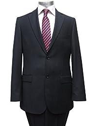 MUGA Homme Costume Cintrée 120S, Bleu foncé