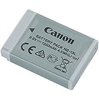 Canon 9839B001 Batterie pour Canon PowerShot G7X Gris