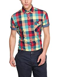QS by s.Oliver - 40.405.22.5331 - Chemise casual Homme