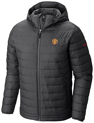 Columbia Herren Powder Lite Hooded Jacket Jacke MU-Black
