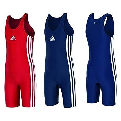 Tenue De Lutte - Duo tenue lutte Enfant Adidas bleu et