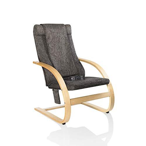 Medisana RC 410 Relaxsessel 88410, mit eingebauter Shiatsu-Massage, Wärmefunktion zur Entspannung mit Spotmassage, Stuhl mit...