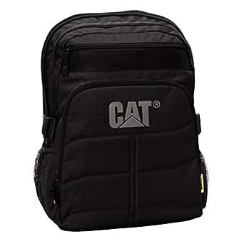 """Hama CAT Brent Millennial Polyester Noir sac à dos - sacs à dos (Polyester, Noir, 39,6 cm (15.6""""), 335 mm, 190 mm, 445 mm)"""