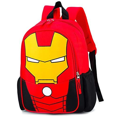 Ironman Rucksack Marvel Tasche Wasserabweisend -