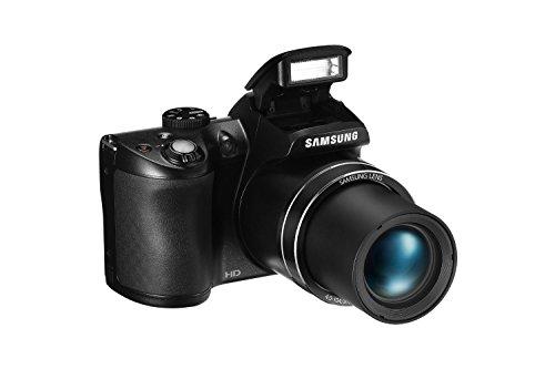 8 Megapixel-canon Digital Rebel (Samsung WB110 Digitalkamera (20,2 Megapixel, 26-Fach Opt. Zoom, 7,6 cm (3 Zoll) TFT-LCD-Display, HD Movies) schwarz)
