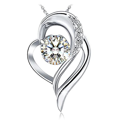 Women Necklace 925 Sterling Silver