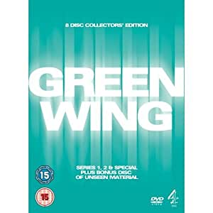 Green Wing Definitive Edition [DVD]