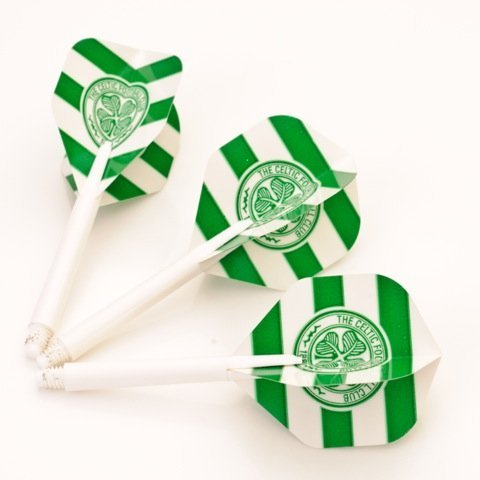 3-x-SETS-CELTIC-FC-DARTS-FLIGHTS-AND-MEDIUM-STEMS-COMBO