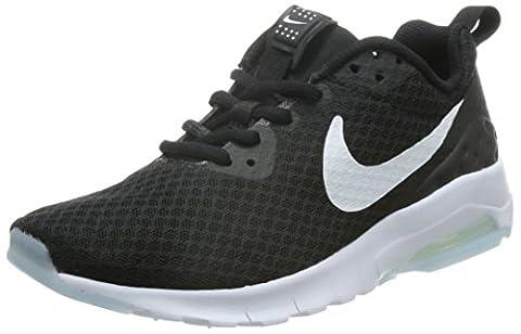 Nike Wmns Air Max Motion Lw, Entraînement de course femme, Blanc Cassé - Blanco (Black / White), 37