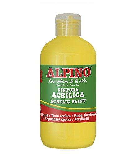 Alpino dv000021Trinkflasche Acrylfarbe ESCOLAR