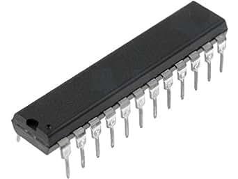CD74HCT154E IC digital demultiplexer line decoder THT DIP24 Series HCT