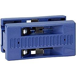 kwb 020300 Canteadora cepilladora de mano - Cepilladoras de mano (Canteadora, Azul)