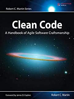 Clean Code: A Handbook of Agile Software Craftsmanship (Robert C. Martin) (0132350882) | Amazon price tracker / tracking, Amazon price history charts, Amazon price watches, Amazon price drop alerts