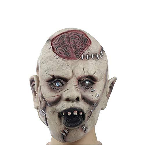 Halloween Maske, Erwachsenen Horror Maske, Halloween Requisiten Kostüm Cosplay