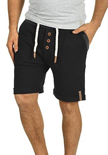 INDICODE BillyShorts Sweatshorts, Größe:L;Farbe:Black (999)