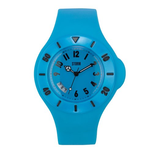 Storm Pop X Blue 47053/B - Reloj unisex de cuarzo