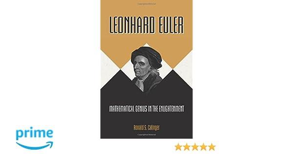 leonhard euler achievements