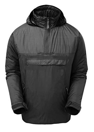 Keela Belay Smokpartie L schwarz - schwarz Cold Weather Running Jacket