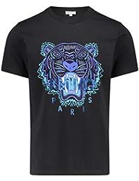 Amazon.fr   kenzo homme - T-shirts à manches courtes   T-shirts ... 97a04d4665a