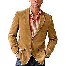 Chaqueta de pana chaqueta de Castellani en caqui