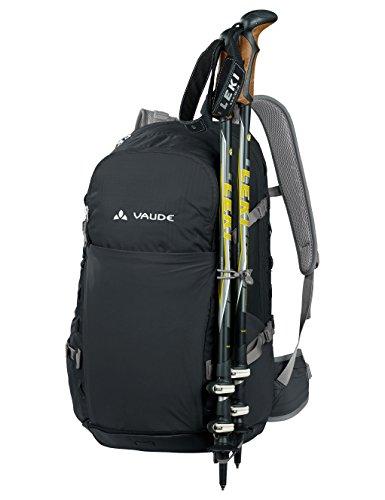 Vaude Trek & Trail Varyd 30 - Mochila 53 cm compartimento portátil Black