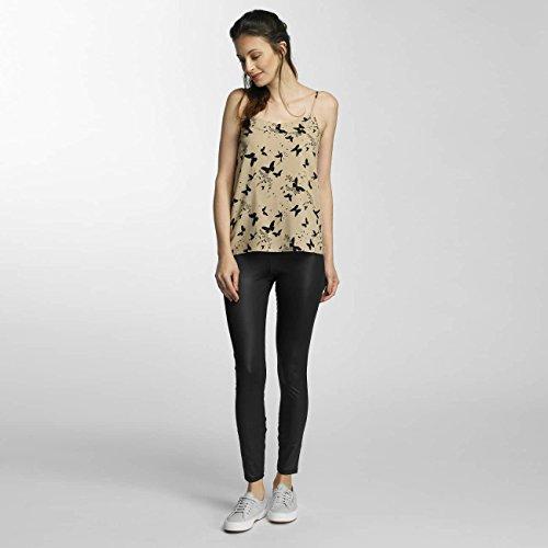 Vero Moda Donna Maglieria/Tops vmNow Singlet Beige