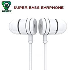 Web9t9 Sony Xperia ZR Compatible In Ear Earphone with Mic