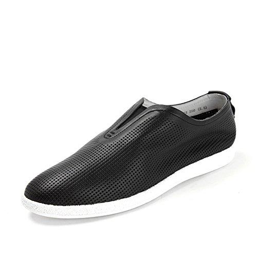 Scarpe/Pedale tondo casuale scarpe piatte Nero