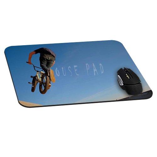 Volante BMX Ridermousepad tappetino per mouse pad design unico personalizzato tappetino