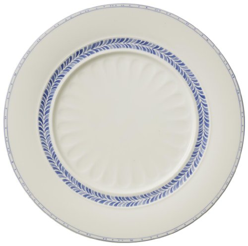 Villeroy & Boch Farmhouse Touch Blueflowers Relief Speiseteller 28 cm Boch Farmhouse