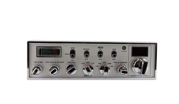 SUPERSTAR 3900 CB 10M MULTIMODE AM/FM/LSB/USB (MODIFIED VERSION) 6