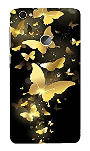 LeEco Le 1s Printed Back Cover UV (Soft Back) By DRaX®
