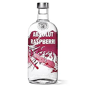 Absolut Raspberry Swedish Vodka, 70 cl