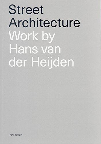 Van Florence Van (Street Architecture: Work by Hans van der Heijden)
