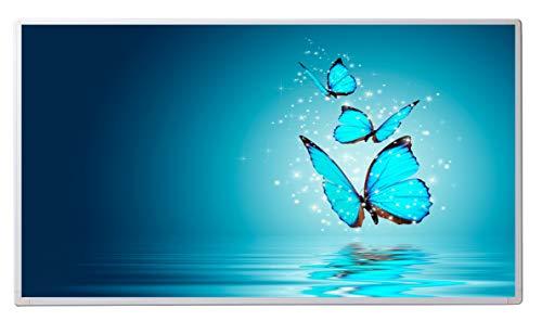 450W/600W/800W/1000Watt Infrarotheizung mit TÜV - Bildheizung Spiritualität Meditation Entspannung - Smart Home Digitalthermostat per Handy/App steuer- und programmierbar (IOS und Android)