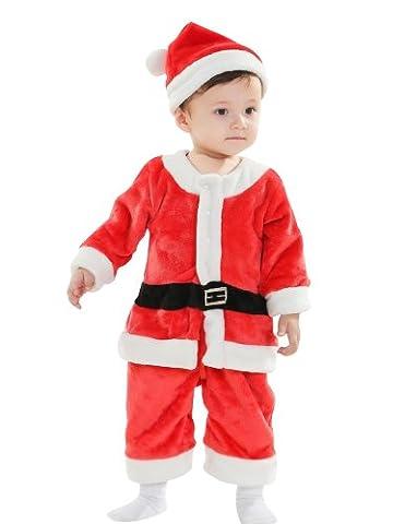 VENI MASEE Frauen Sexy Secret Santa Kostüm/Frau Miss Christmas Santa Fancy Dress Kostüm Outfit