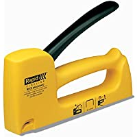 Rapid Staple Gun for Diy Applications, Plastic Body, R13, 20443950