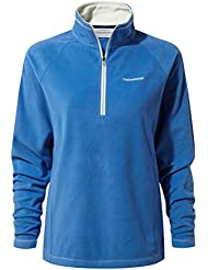 Craghoppers Damen Seline Half Zip Fleece