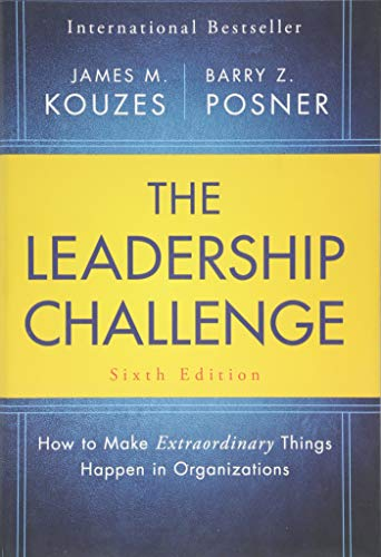 The Leadership Challenge: How to Make Extraordinary Things Happen in Organizations (Jb Leadership Challenge Kouzes) por James M. Kouzes