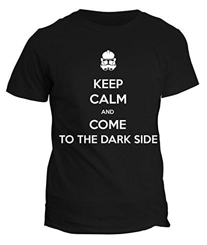 Tshirt keep calm and expecto patronum - formula magica harry