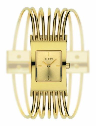 Alfex Reloj Dorado