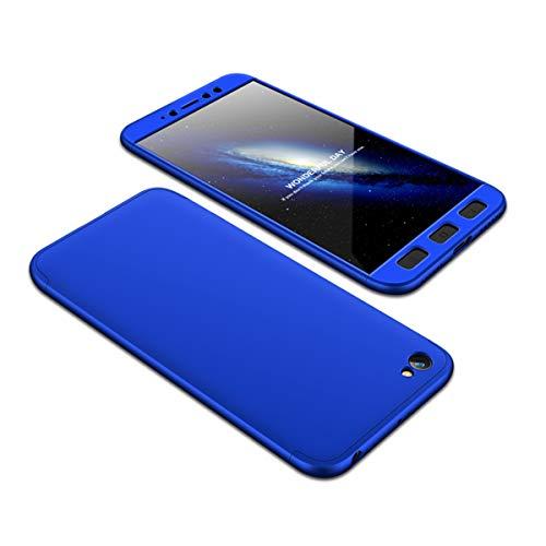 Funda Xiaomi Redmi Note 5A / Y1 Lite, Carcasa la Cubierta Anti Arañazos y Anti-Choque, de Alta Dureza, Ultra - Delgado, Peso Ligero teléfono Case (Xiaomi Redmi Note 5A/Y1 Lite, Azul)