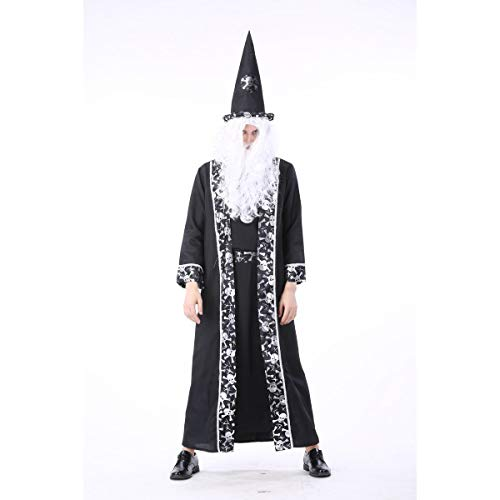 WANLN Halloween Cosplay Death Vampire Kostüm für - Horrorfilm Paare Kostüm
