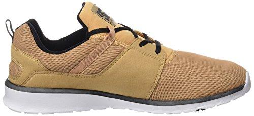 DC Universe Herren Heathrow Sneaker Braun (Camel)