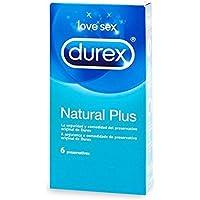 UDS DUREX NATURAL PLUS 6 preisvergleich bei billige-tabletten.eu