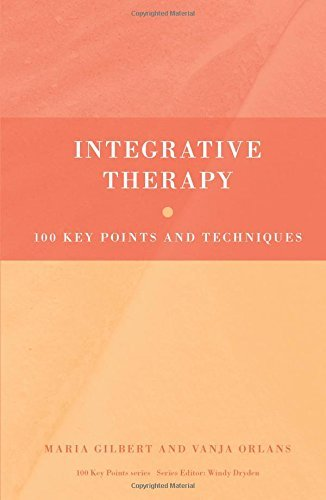 Integrative Therapy (100 Key Points) by Maria Gilbert (2010-11-17)