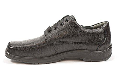 MOBILS Ezard - Chaussures de Ville/Derbies - Homme - Semelle Amovible : Oui - Noir Schwarz