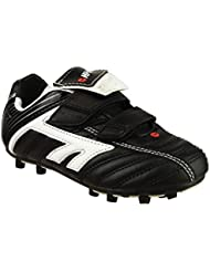 Hi-Tec Unisex-Child League Pro Moulded EZ Football Boots