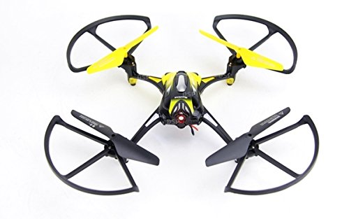 Rayline R8 mit HD Kamera 2.4 GHZ 4-Kanal Drohne RC Quadrocopter - 5