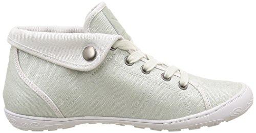 PLDM by Palladium Gaetane Mtl, Baskets Hautes Femme Blanc (420 White)
